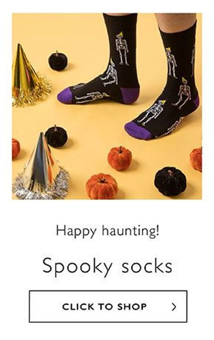 10% off All Orders or 12% off Orders over £30 with Voucher Code Sock Shop