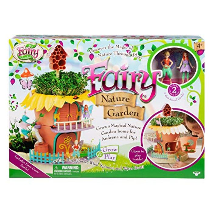 SAVE £7 - My Fairy Garden - Fairy Nature Garden