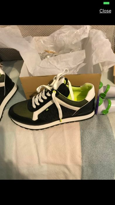 Michael Kors Maddy Trainers - £49 Instore at Michael Kors Outlet (Cheshire Oaks)