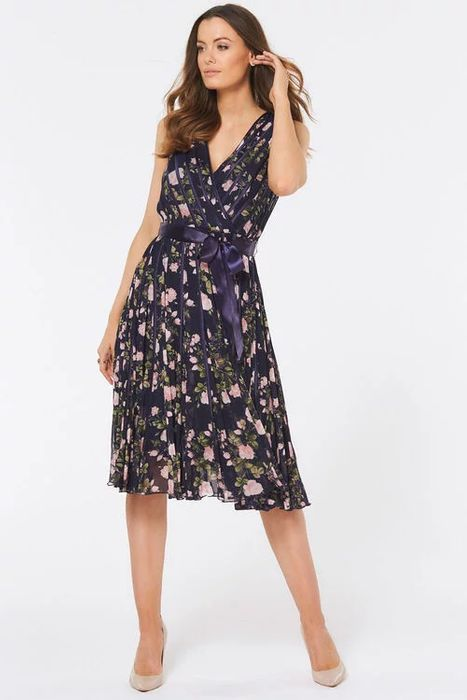 Wrap Front Ribbon Dress with £18 discount - Great buy!