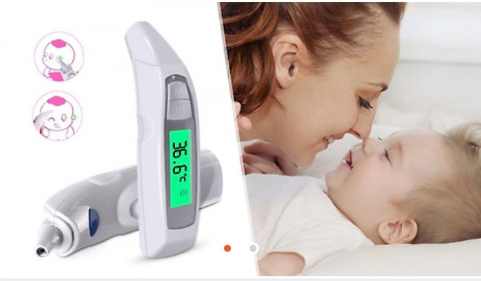 Cheap Digital Baby Thermometer at GoGroopie, Only £9.99
