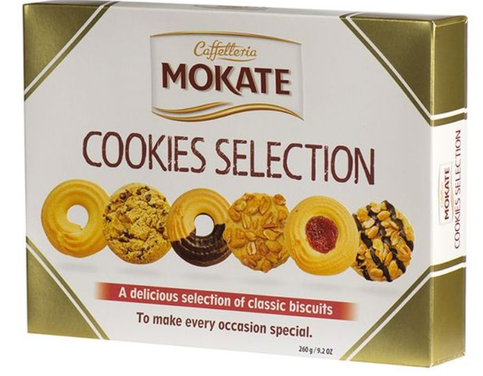 Mokate Classic Cookies Selection 260g