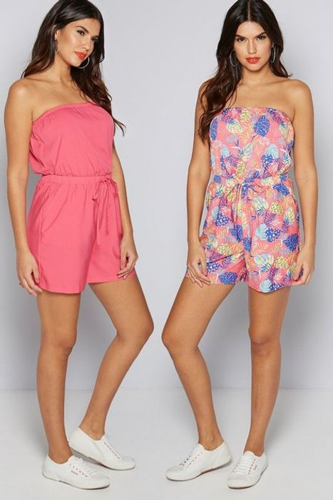 2 Playsuits