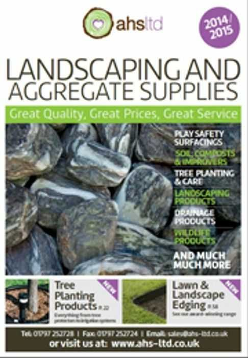 Select Free Sample from Product Range for Landscape Gardening