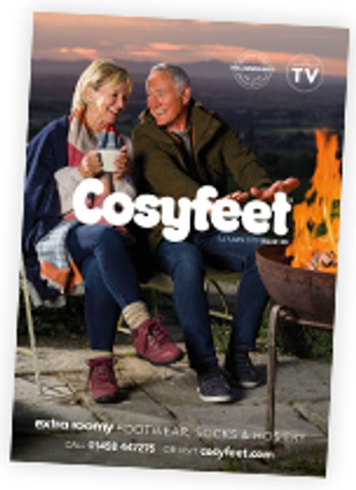 Request a Cosyfeet Catalogue