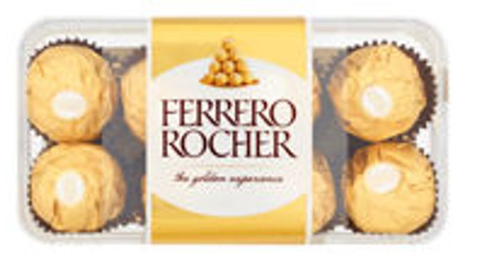 Cheap Ferrero Rocher 16 Pieces at Asda, Only £3.5