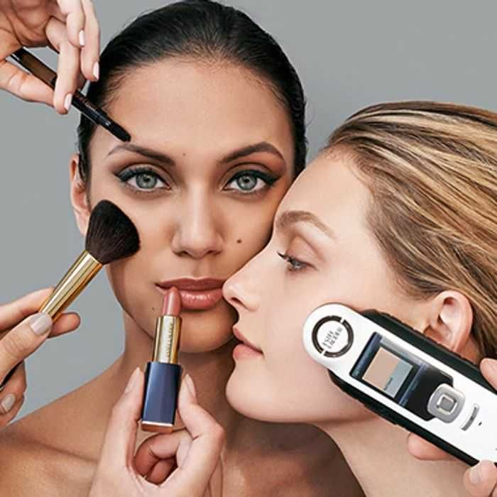 Free Beauty Services at Estee Lauder