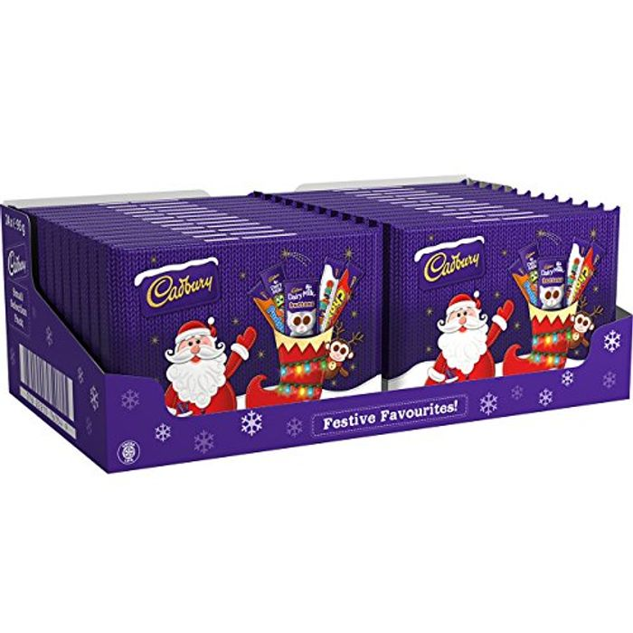 Cadbury Selection Pack (Box of 24)