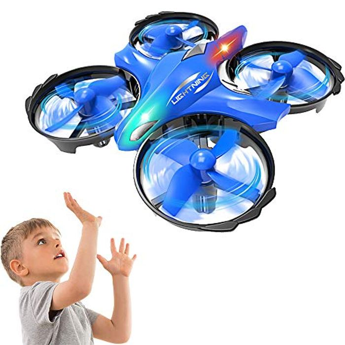 GEEKERA Mini Drone for Children with Gesture Control Less than Half Price