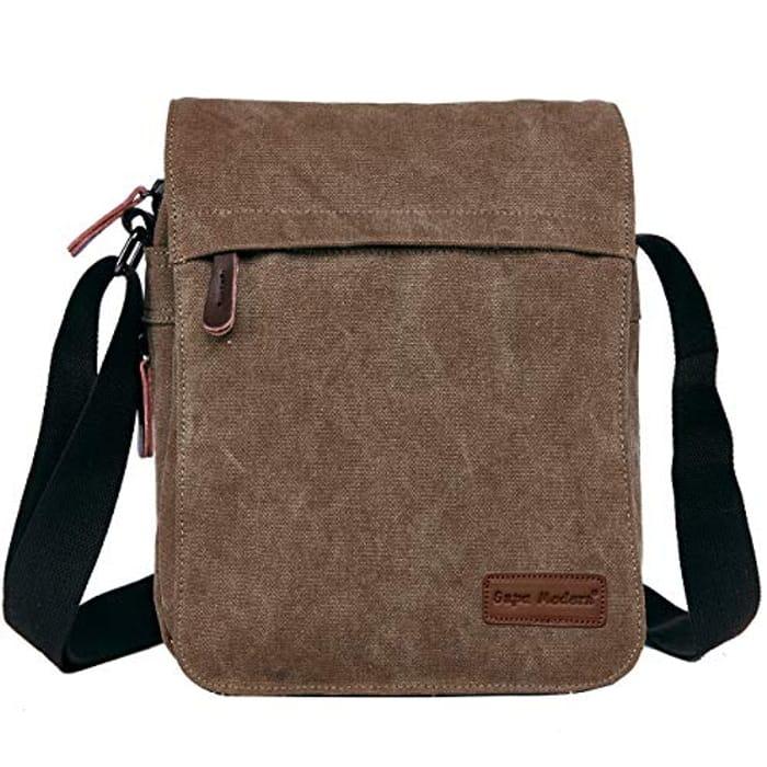 Messenger Bag - Black or Coffee