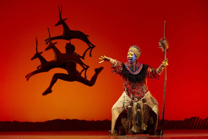 Claim Free Tickets to a Special Performance of the Lion King 2000 Available FCFS