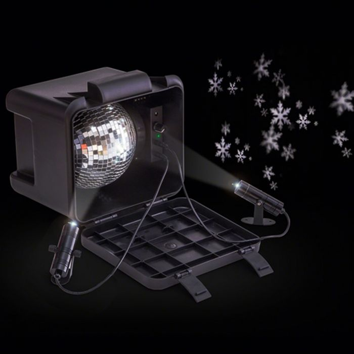 Snowflake Outdoor Projector - Save £25!