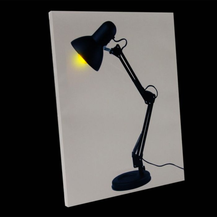 LED Desk Lamp Canvas
