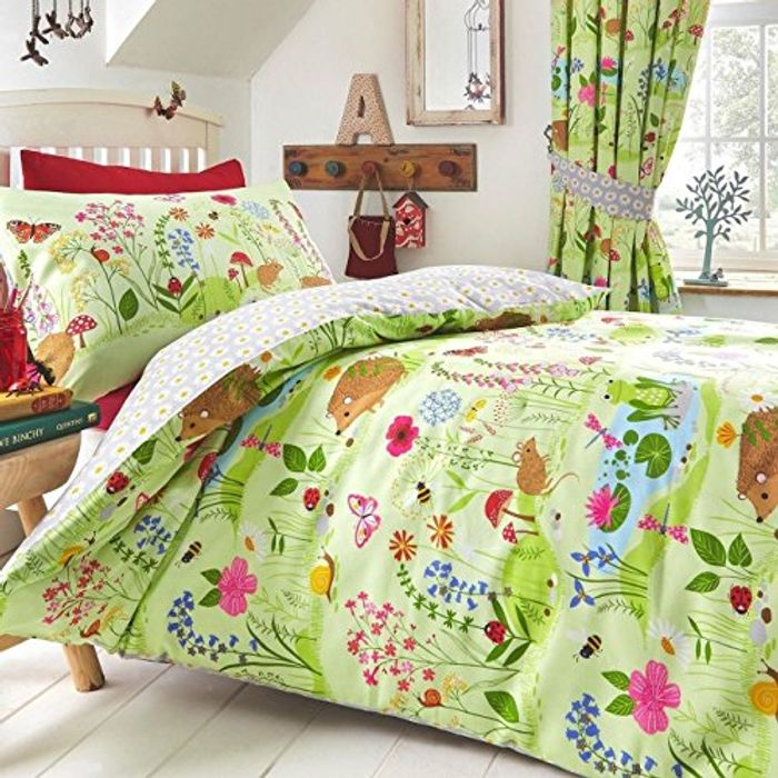 Bluebell Woods Twin Duvet Cover