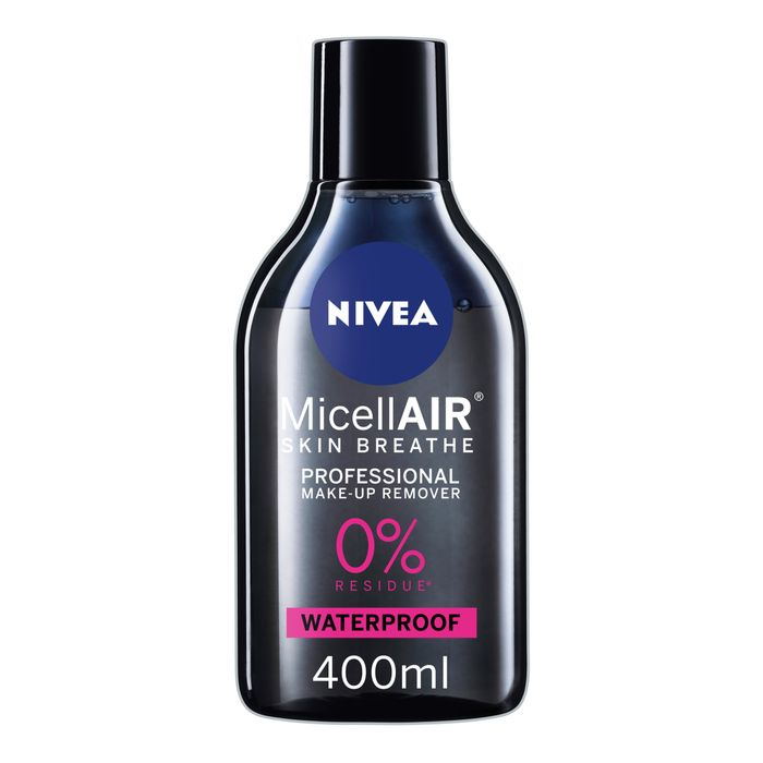 Nivea Micellair Make up Remover 400Ml with 50% Discount - Great buy!
