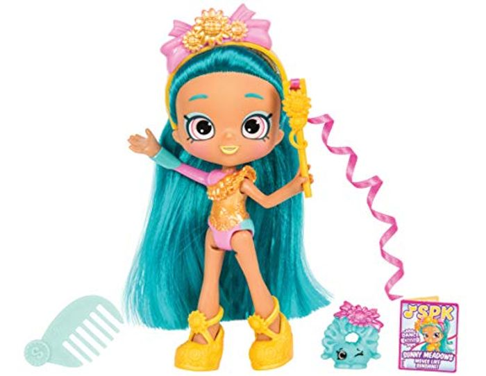 Shopkins Shoppies Dance Style Sunny Meadows Doll Playset - 26% Off!