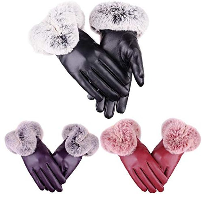 Womens Gloves 80% off + Free Delivery