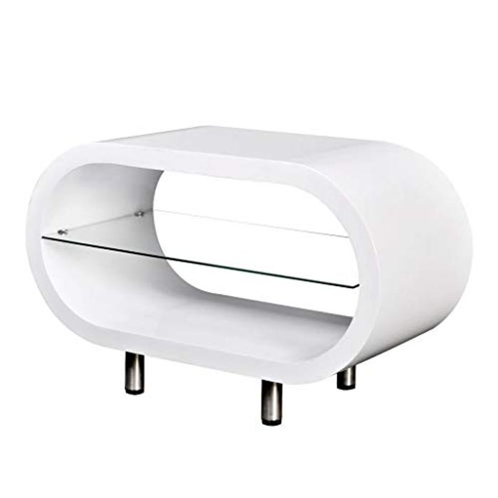 Modern White Coffee Table - Only £12.99!