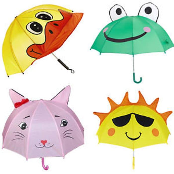 Cheap Animal Umbrella Only £4.99!
