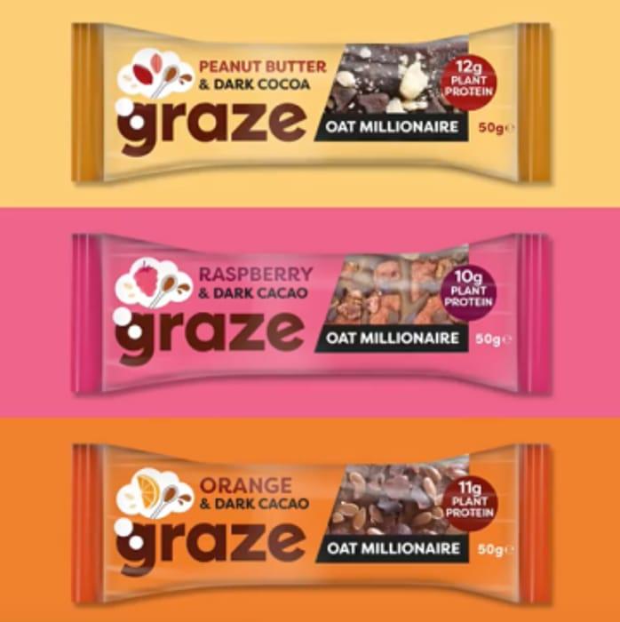 Free Kids Graze Snack Samples
