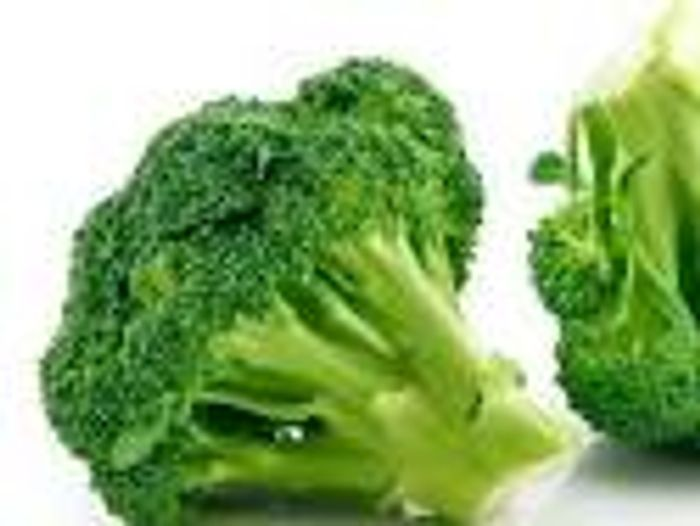 Part of Aldi Super 6 Broccoli