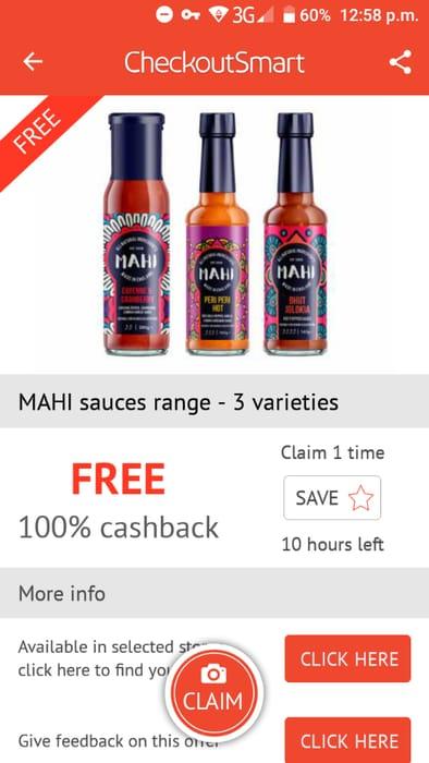 Mahi Sauces