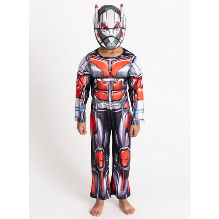 Marvel Avengers Antman Multicoloured Costum AGE 3-4 Available - HALF PRICE!