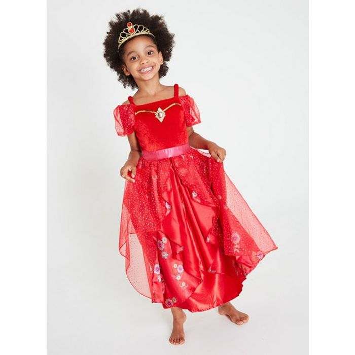 Online Exclusive Disney PrincessElena Costume Set age 9-10