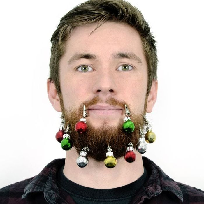 Beard Christmas Baubles on Sale From £5.99 to £4.99