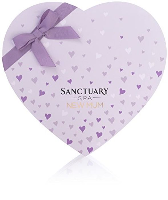 Sanctuary Spa Baby Shower Gift Set