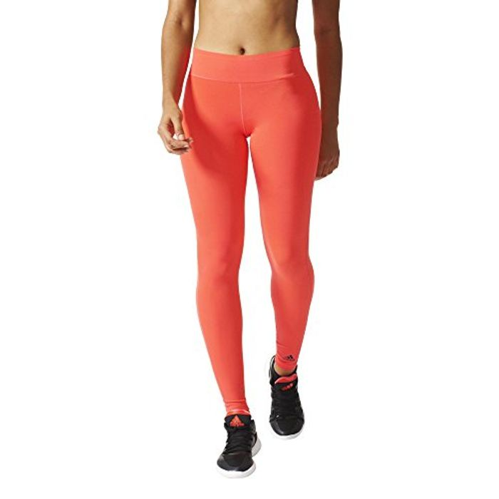 Adidas Womens Ultimate Fit Long Gym Tights Leggings + Free Delivery