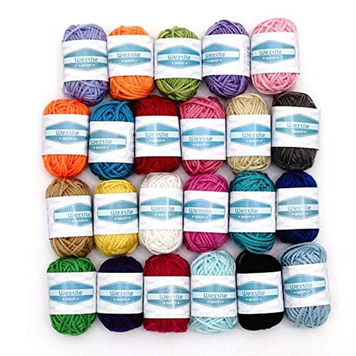 Acrylic Yarn - Better Than Half Price