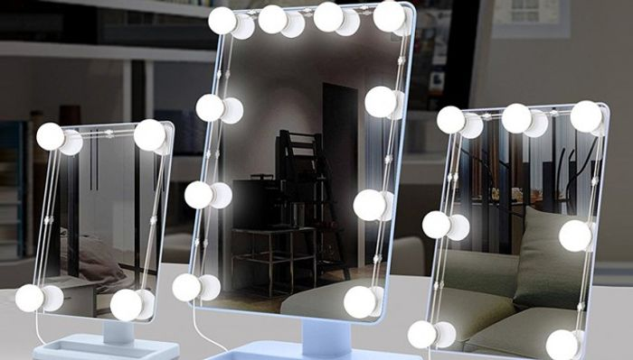 Cheap Hollywood LED Lights Mirror with 70% Discount - Great buy!