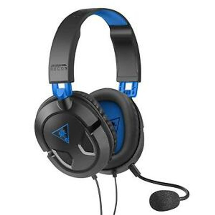 Turtle Beach Recon 50P Stereo Gaming Headset in Blue