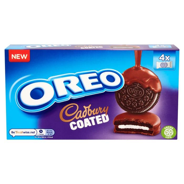 Cadbury Oreo Cadbury Coated Biscuits