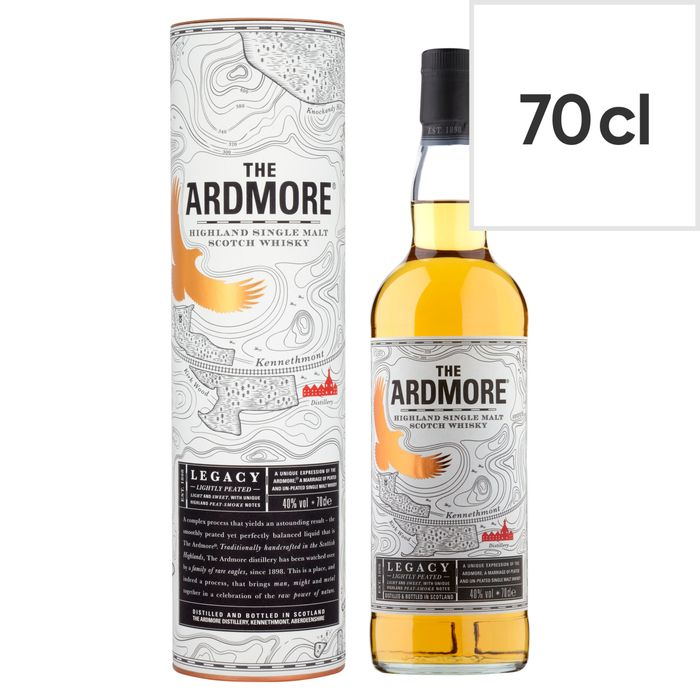 Ardmore Legacy Whisky 70Cl - Smoky