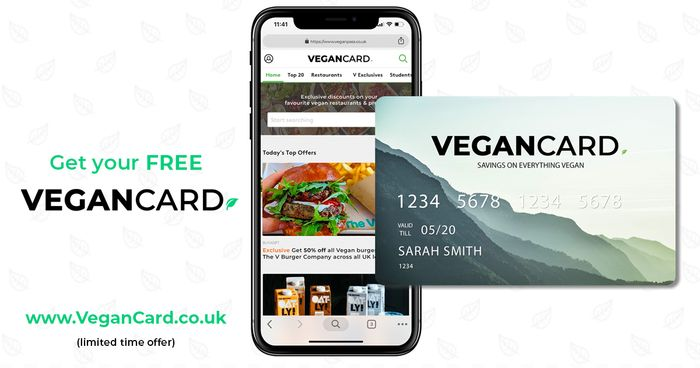 Apply for Free Vegan Card and Get Discounts, Freebies and More