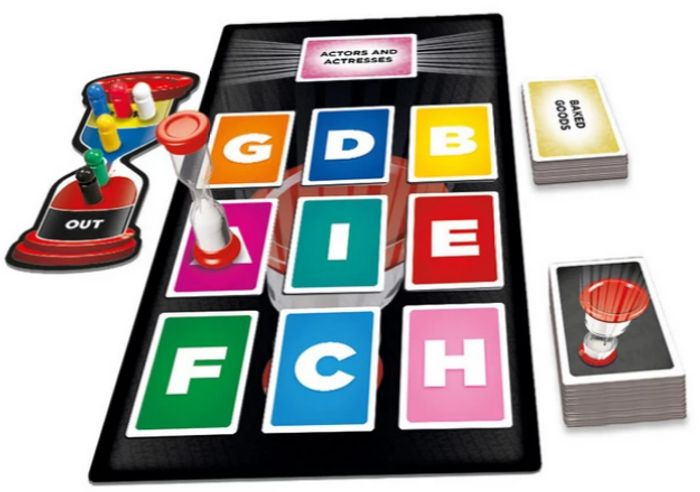Tactic Games - Word Rush Game