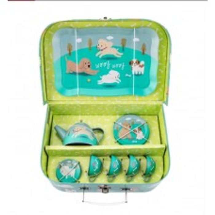 Puppy Dog Playtime Picnic Play Set - Better Than HALF PRICE!