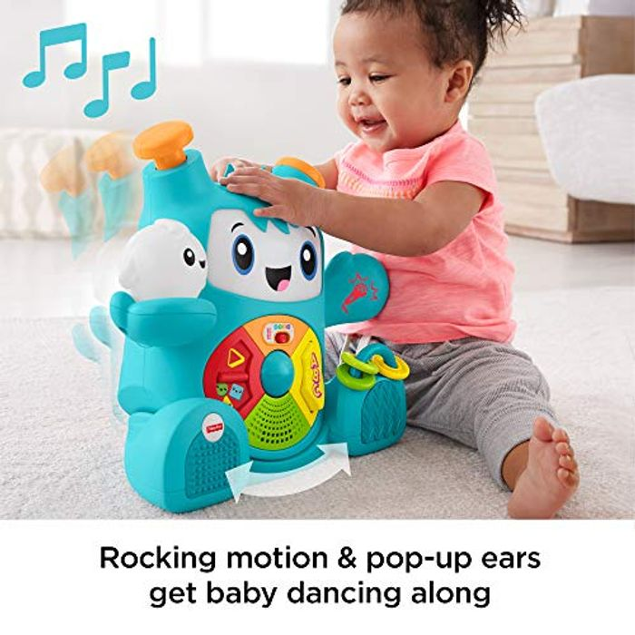 Fisher-Price CGV43 Dance and Move Beatbo