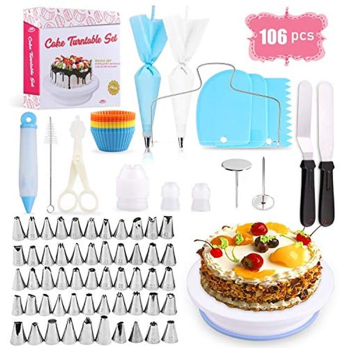 Cake Decorating Equipment - 15% Off!