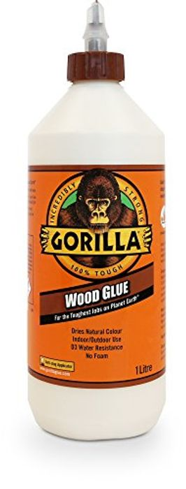 Gorilla Glue 1L Wood Glue