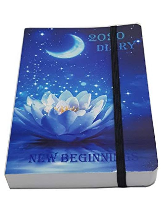 2020 Diary A6 Day a Page Full Page