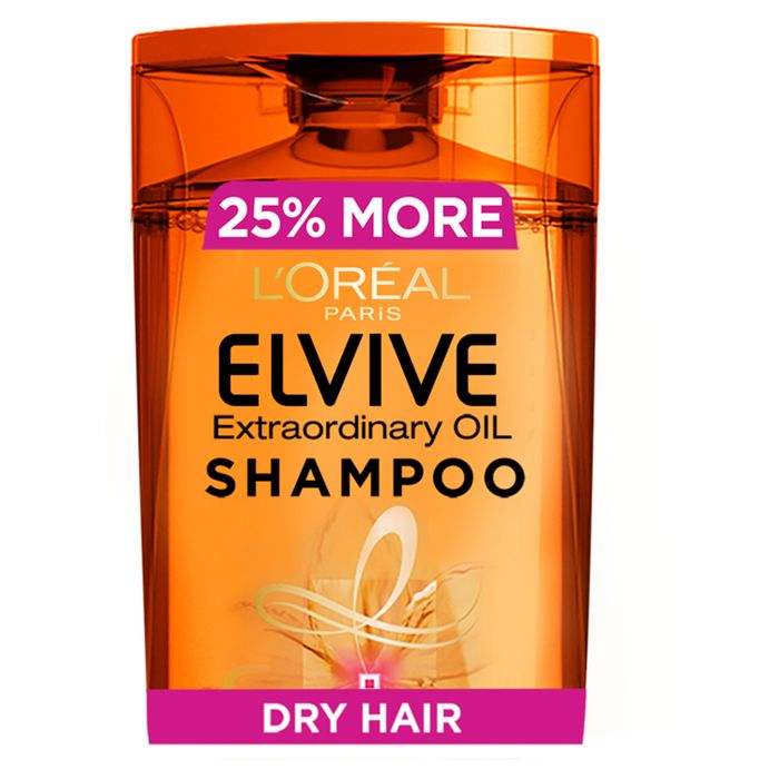 Cheap L'oreal Elvive Oil Shampoo 500ml, reduced by £2.75