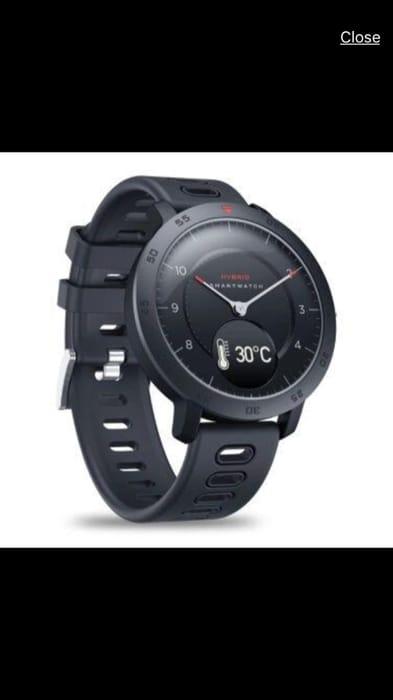 Zeblaze Hybrid Smartwatch - HR & Sleep Tracking - OLED & Notifications £25.38