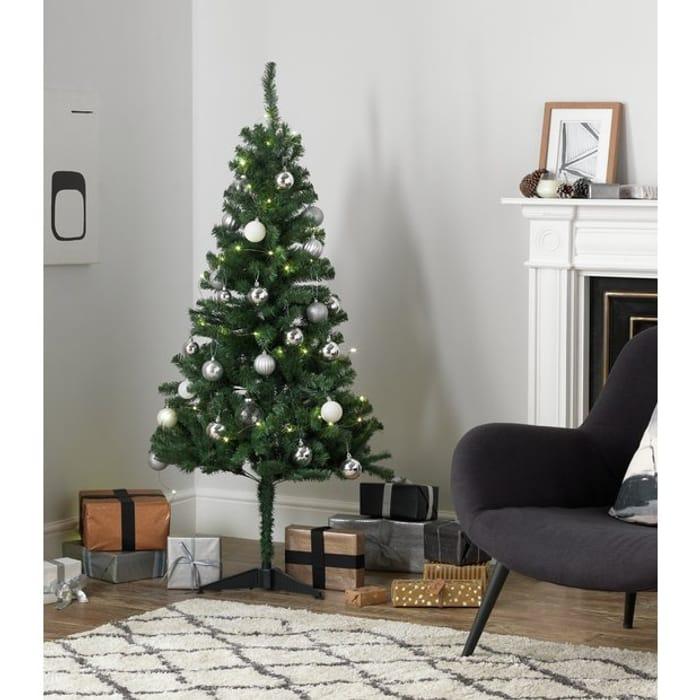 Argos Home 5ft Noel Christmas Tree - Green