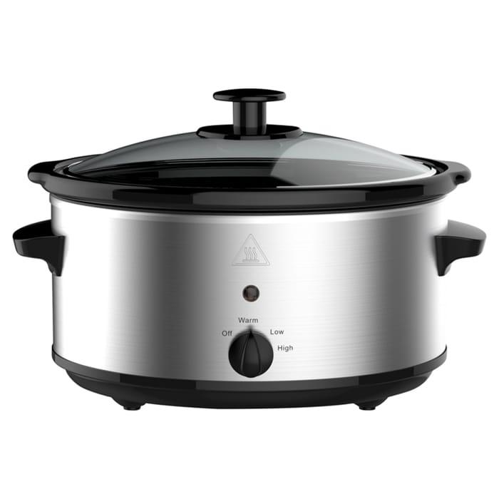 Tesco 3L Slow Cooker - Save £4!