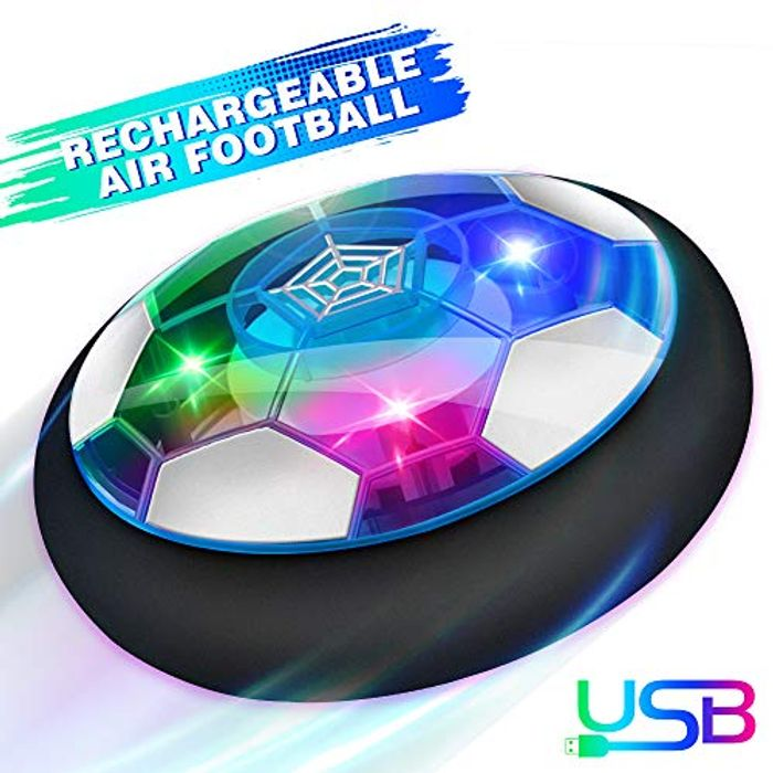 Growsland Kids Toys Hover Soccer Ball Gift Boys Girls Age 3,4,5,6,7,8,9-12