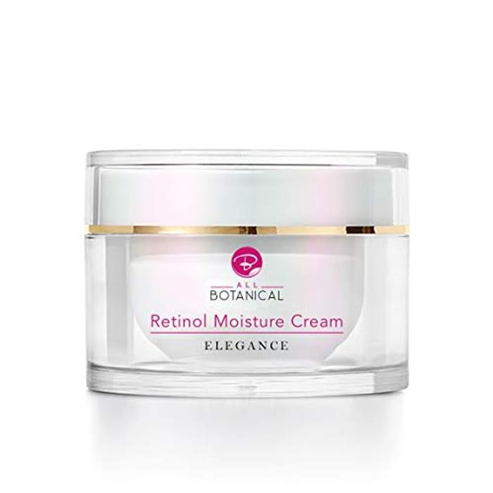 ALL Botanical 3% Retinol Cream, Hyaluronic Acid, Vitamin a B E Palm Oil Free