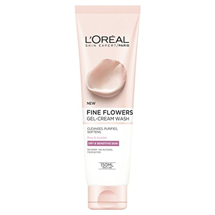 L'Oreal Fine Flowers Cleansing Face Wash, 150ml